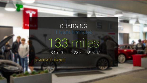 Google Glass y Tesla, controla tu coche desde las gafas