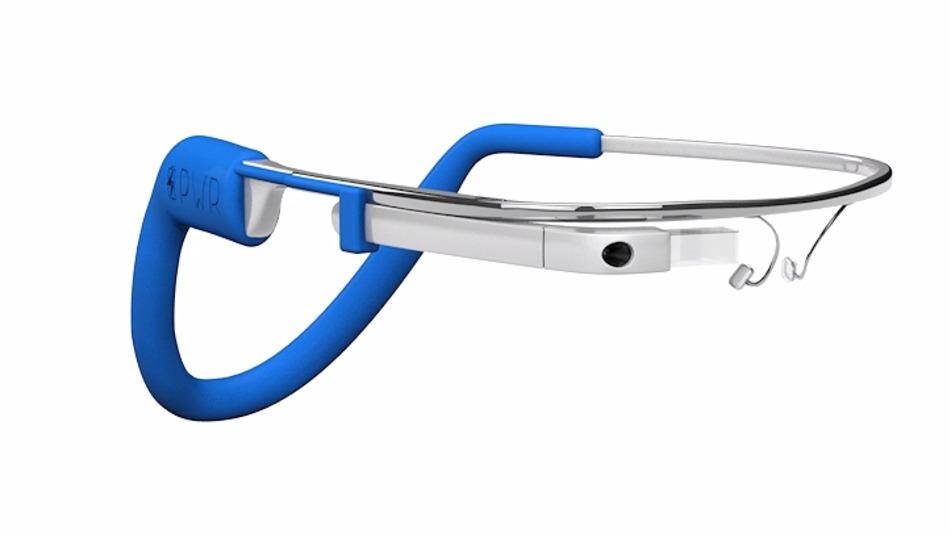 Un accesorio mejoraría la batería de las Google Glass