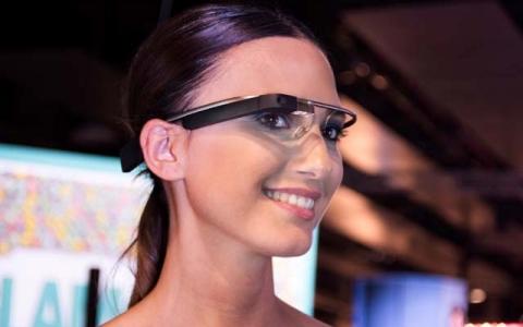 fashion week madrid google glass