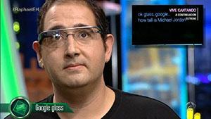 Así fue la presentación de Google Glass de la mano de Droiders en el Hormiguero 3.0