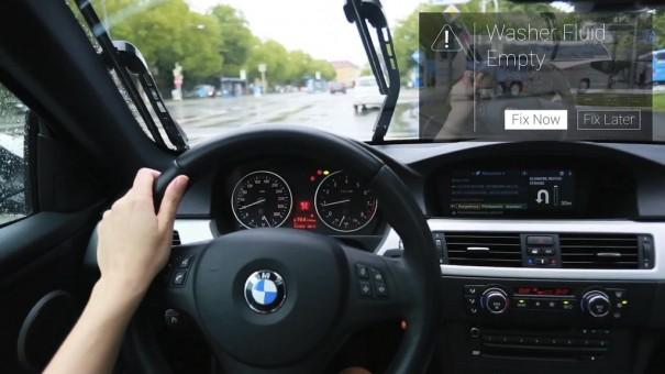 Metaio, Google Glass y la realidad aumentada con tu vehículo