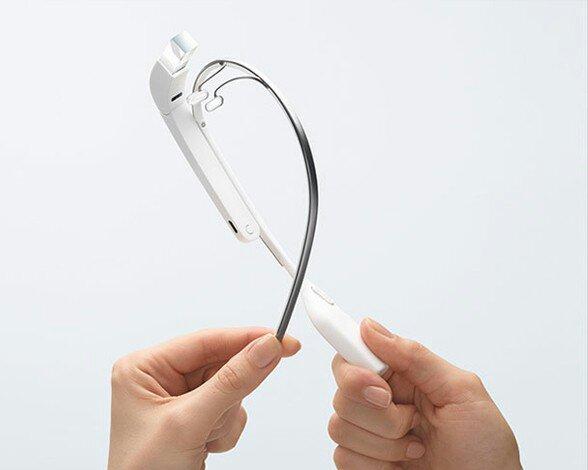 Impresiones de la cámara de Google Glass.