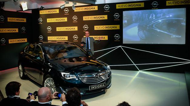 Opel presenta Su nuevo Opel Insignia a través de Google Glass