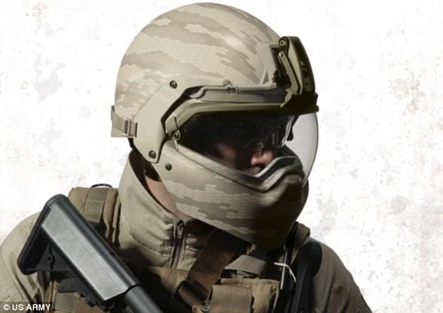 La Realidad Aumentada en el campo de batalla