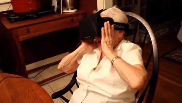 oculus abuela