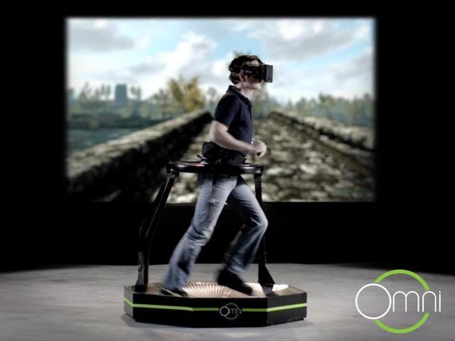 Oculus Rift, otro grande que esta al caer
