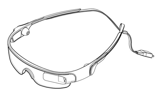 Samsung compra una patente para unas gafas deportivas