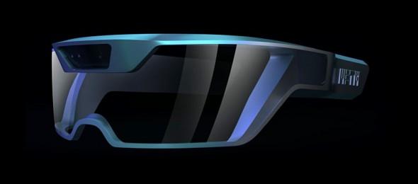 Space Glasses, otra competencia de Google Glass