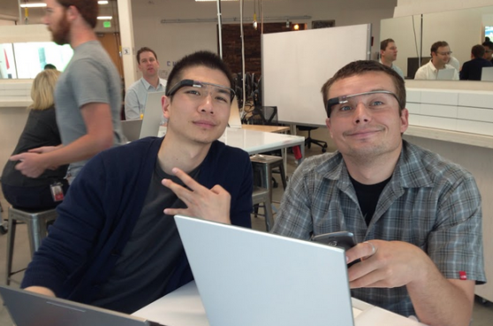 Esta es la primera persona en perder unas Google Glass