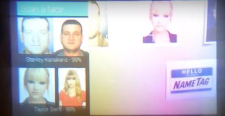 Reconocimiento facial en Google Glass con NameTag