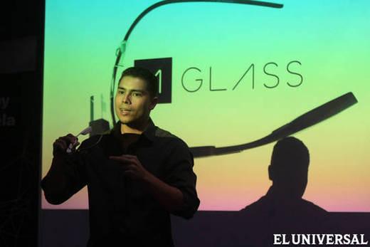 Venezuela se sube al desarrollo de Apps para las Google Glass