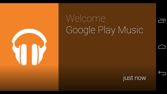 Google Play Music ya disponible para Google Glass