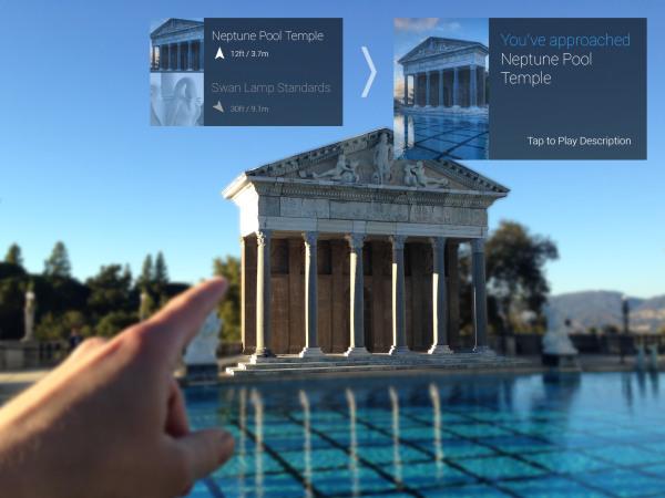 Guidekick, App de Google Glass de realidad aumentada para los turistas