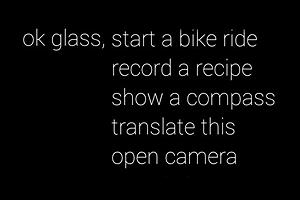 Una App para Google Glass permite tener vista previa de la cámara