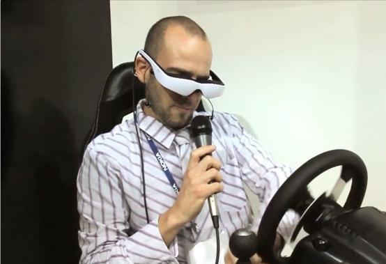 Cinemizer OLED, otro gadget de realidad aumentada
