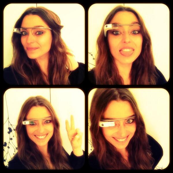 Raquel Sastre, cómica de Paramount Comedy, nos cuenta su experiencia con Google Glass