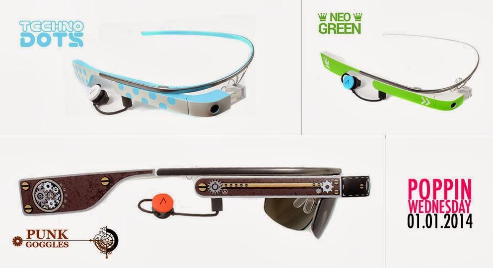 Personaliza tus Google Glass con GPOP