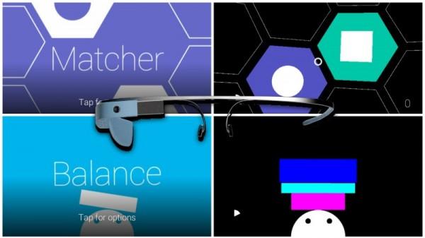 Los juegos llegan a Google Glass