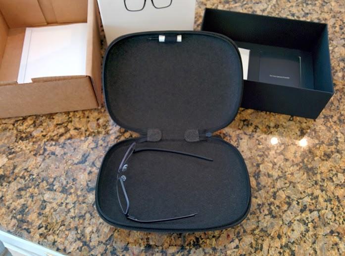 Unboxing de las nuevas monturas de Google Glass por Antonio Zugaldía