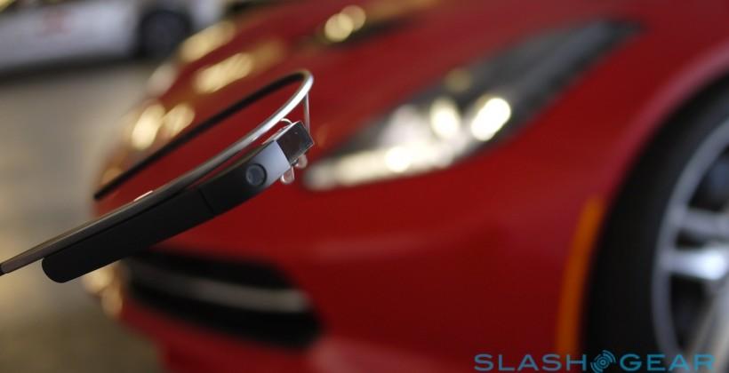 Corvette Glass, la aplicación para Google Glass de Chevrolet