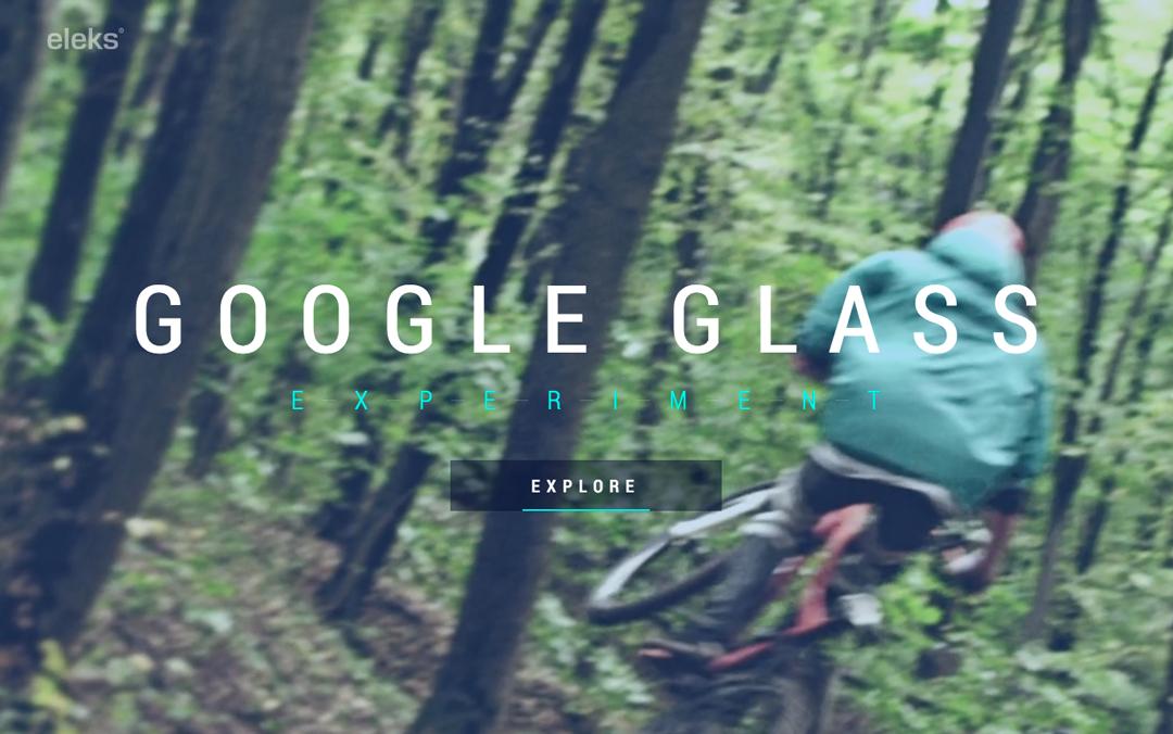 Imagínese el deporte como nunca has visto antes con Google Glass