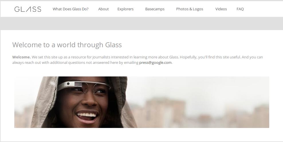 Glass Press, recurso para los periodistas interesados en Google Glass