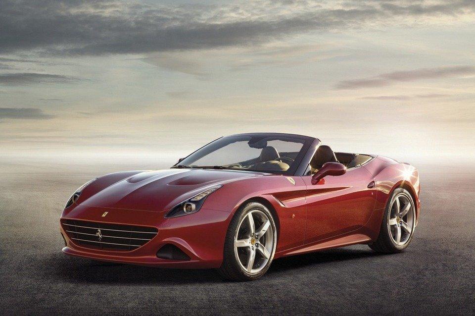 Descubre el nuevo Ferrari California T desde Google Glass