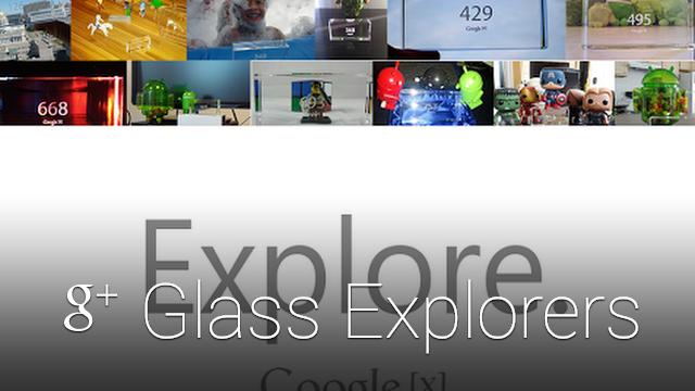 Compartir fotos y vídeos con comunidades Google+ desde Google Glass ya es posible