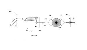 Más patentes de seguimiento ocular para las gafas de google
