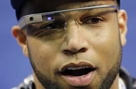 Así se vive horas antes una final de la SuperBowl desde Google Glass