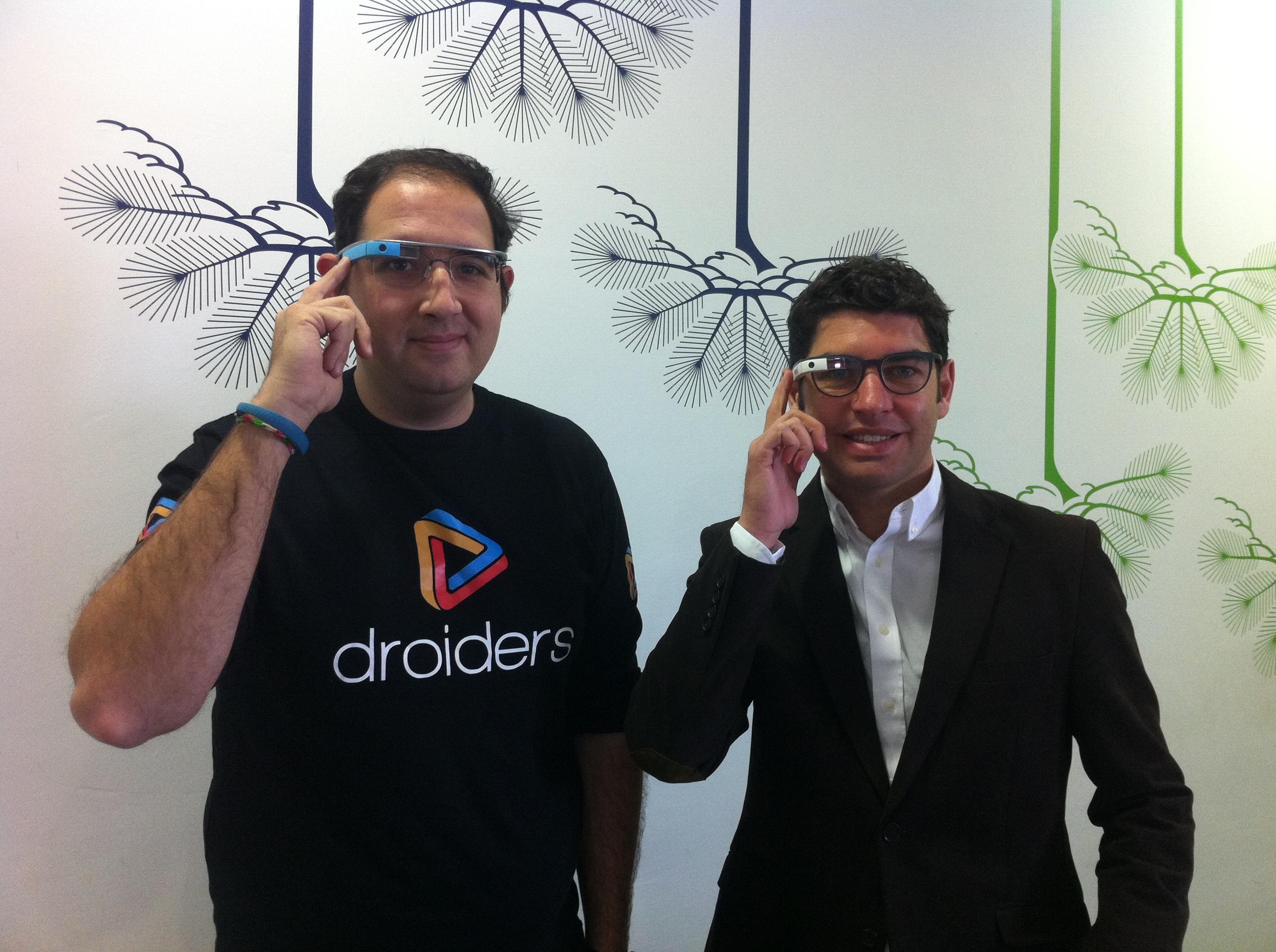 Gala Encuentros Now contará con las Google Glass de Droiders