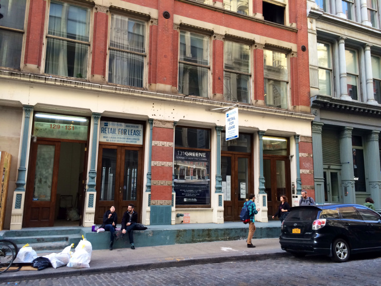 Google podría abrir una tienda en Nueva York para vender Glass y demás productos