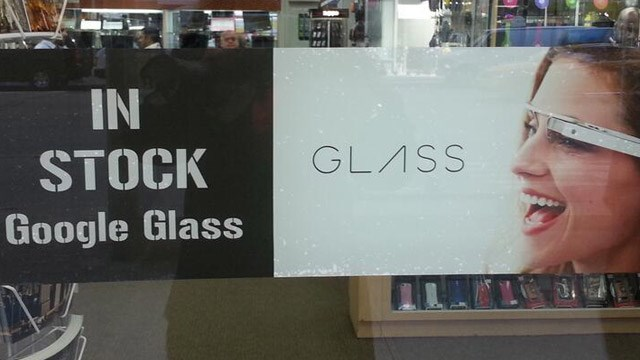 Una tienda de Manhattan vende Google Glass de manera ilegal