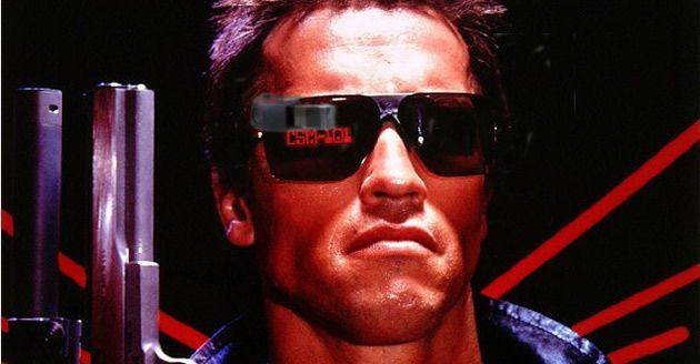 Google Glass con vista Terminator así lo refleja una nueva patente