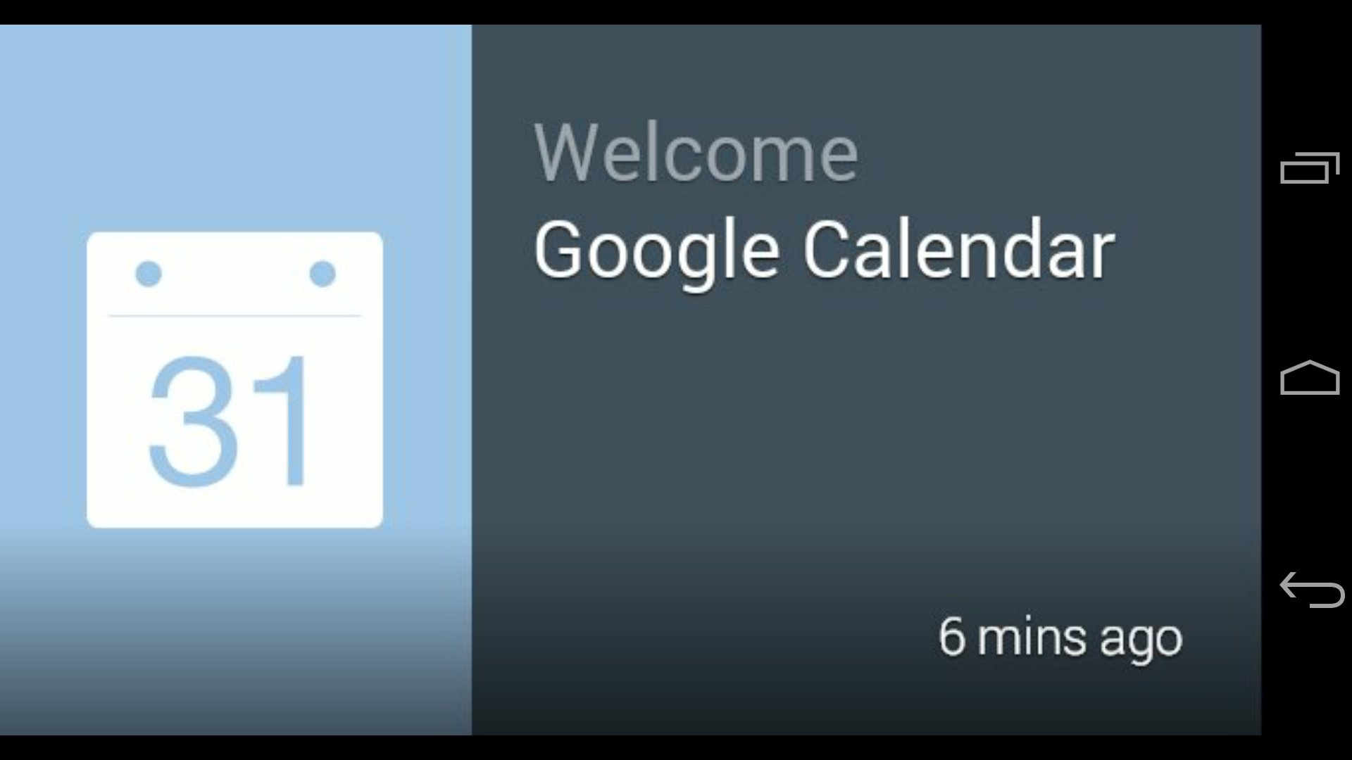 Google Calendar y mensajes para iOS disponible en la nueva actualización Google Glass