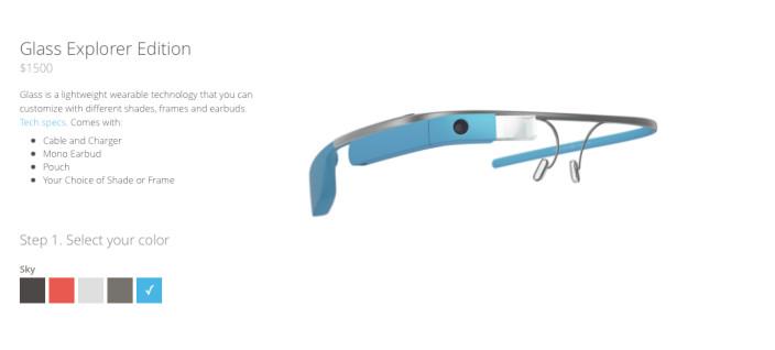 Google Glass a la venta otra vez en los Estados Unidos