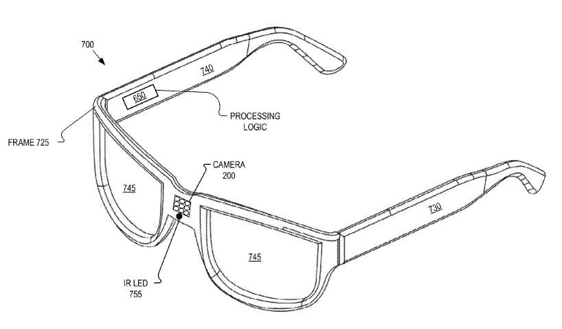 Patente muestra que Google Glass tendrá una cámara infrarroja