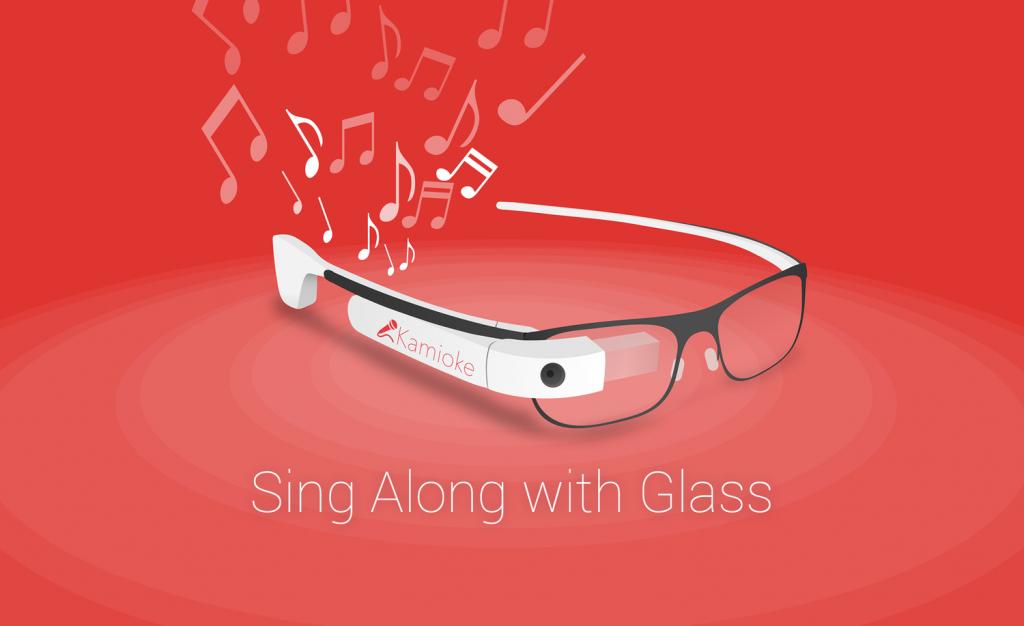 Kamioke, el karaoke para Google Glass