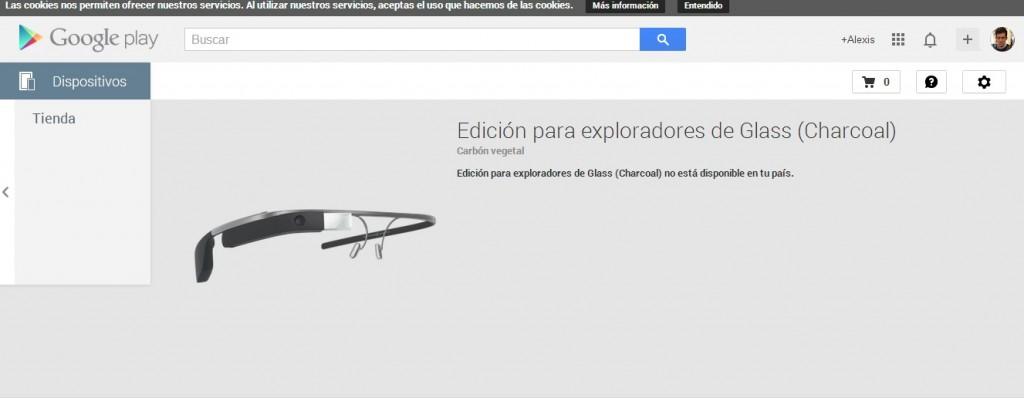 google glass españa