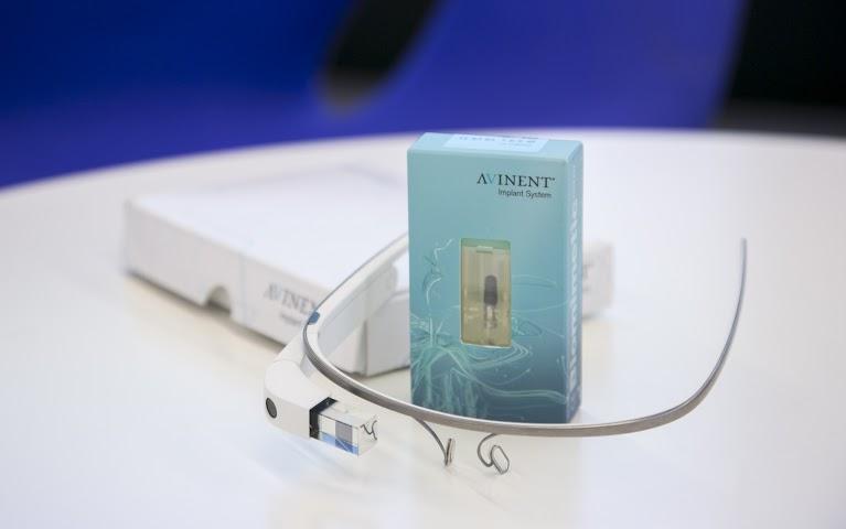 Avinent Google Glass