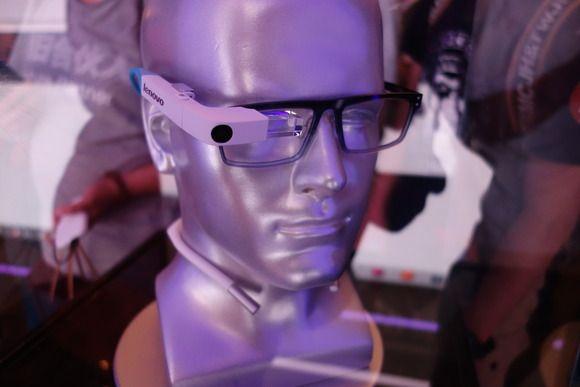 Así son las gafas inteligentes de Lenovo