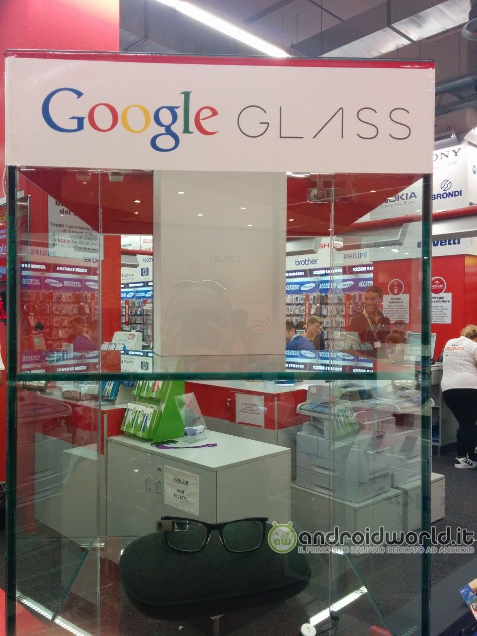 Google Glass Media Markt Italia