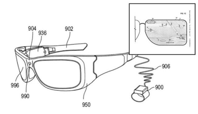 Microsoft trabaja en sus propias gafas inteligentes