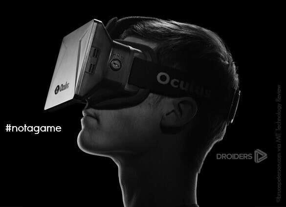 Primera operación con Oculus Rift
