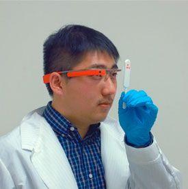 Google Glass epidemias