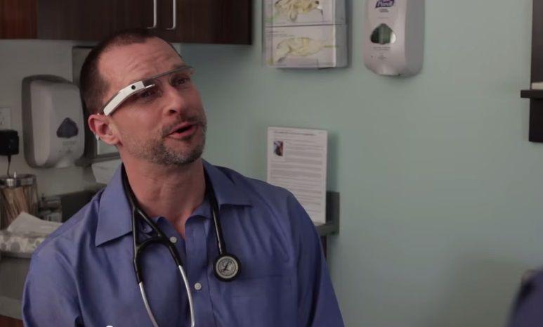 Google Glass prospera en el sector empresarial