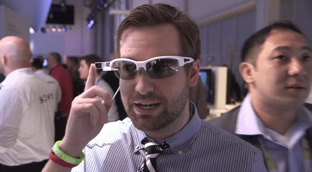 Sony presenta Smarteyeglass, competencia para Google Glass