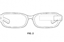 patente de google glass 2