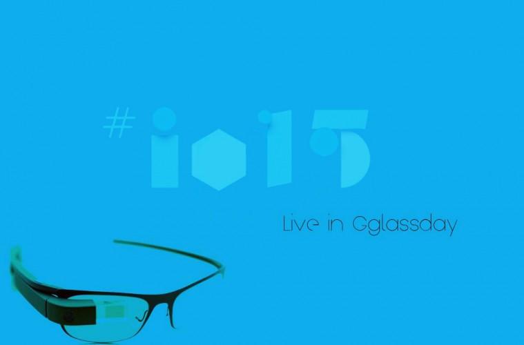 google io 2015 google glass