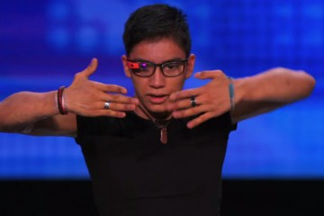america got talent google glass